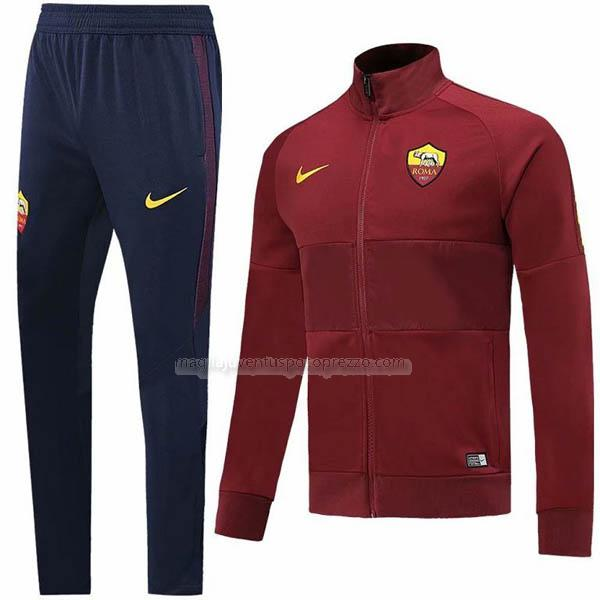 giacca roma rosso 2019-2020