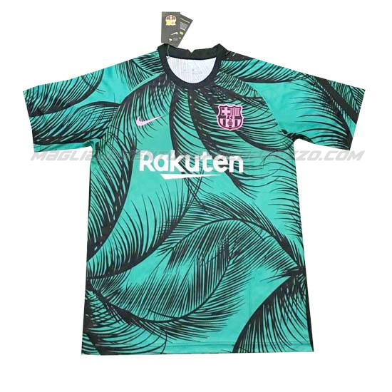 maglia fc barcelona champions league pre-match 2020-21