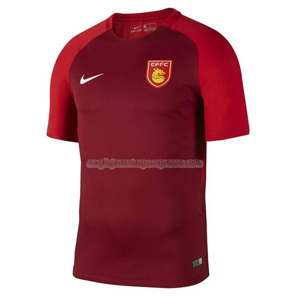 maglia hebei china fortune gara home 2019-2020
