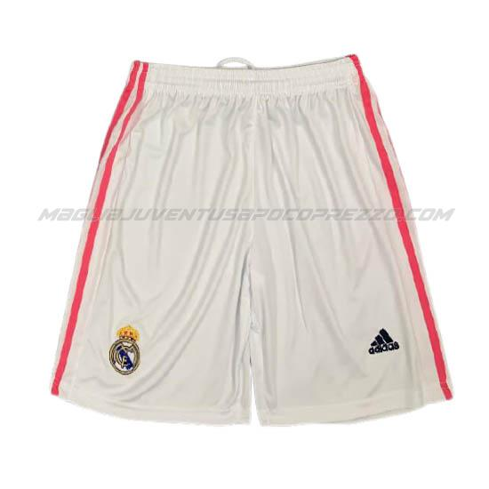 pantaloncini real madrid gara home 2020-21